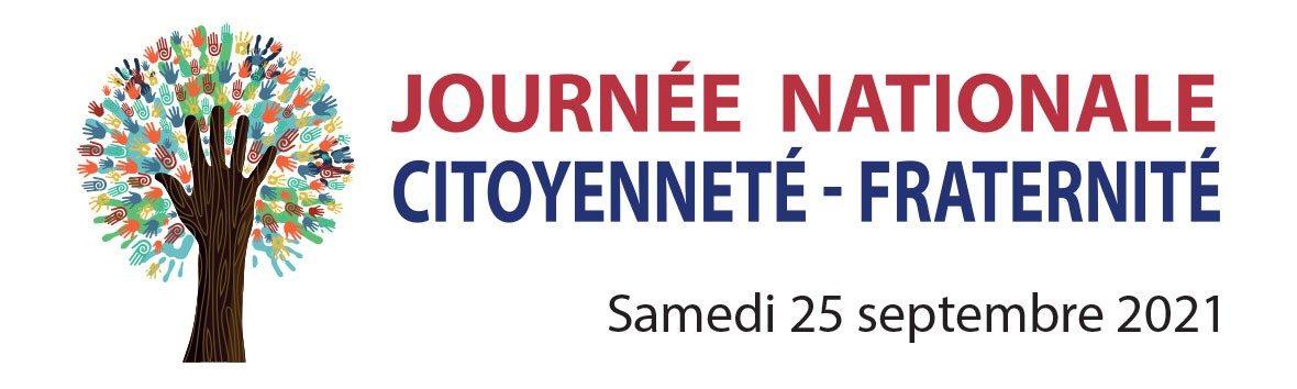 Journée nationale Citoyenneté et Fraternité – 25 septembre 2021
